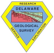 Geological Survey logo - DE