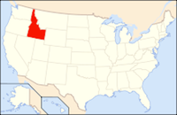 ID 220px-Map of USA ID