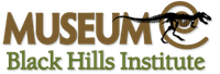 Museum - Black Hills Institute logo