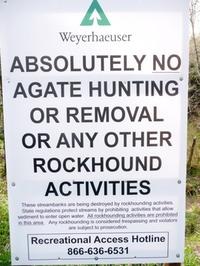 Rockhounding Site Guides Gator Girl Rocks