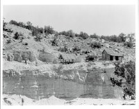 Site - BLM Garden Park Fossil Area - Marsh Quarry 1888