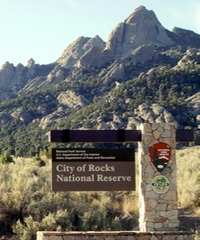 Site - City of Rocks