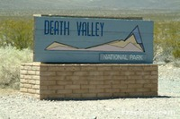 Site - Death Valley NP