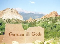 Site - Garden of the Gods