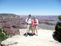 Site - Grand Canyon - Family