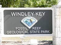 Site - Windley Key Fossil Reef Geological State Park