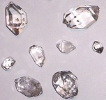 Specimen - herkimer-diamonds