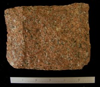 Wisconsin - Rock - Red Granite